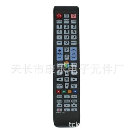 三星液晶電視機遙控器 BN59-01223A 原裝款3D按鍵英文版適用