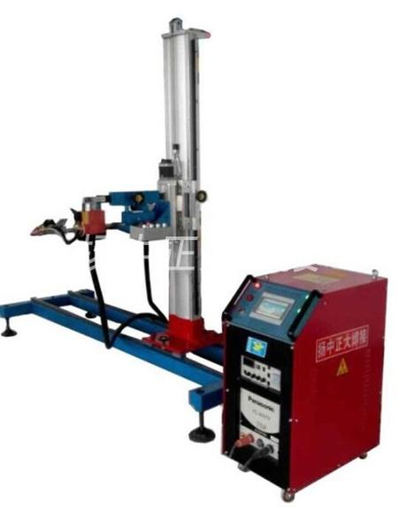 供應管子管板全位置數控脈沖自動氬弧焊機