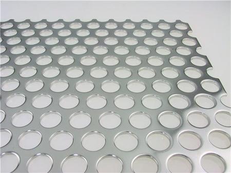 定做加工圓孔板價格/鋁板穿孔網/洞洞板規格/廠家——上海邁飾