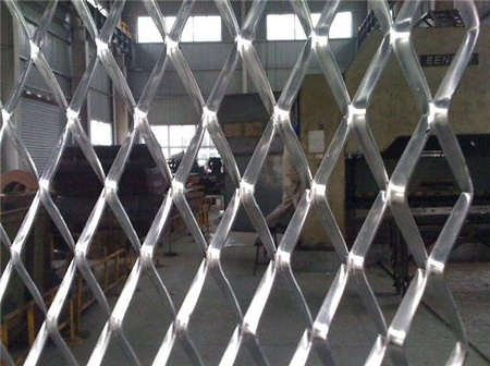 金屬拉伸網_鋁板拉伸網規格_菱形拉伸網-擴張網價格