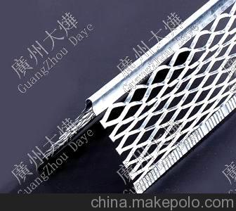 生產加工鍍鋅板 鋁板墻角網