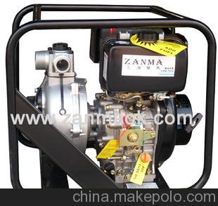 2寸手啟動柴油消防水泵,高壓泵,高揚程-上海贊馬廠家直銷