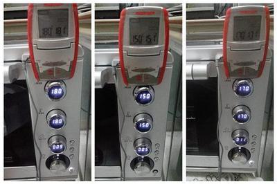 烤箱烧饼温度  点烤箱烤烧饼温度怎么设定