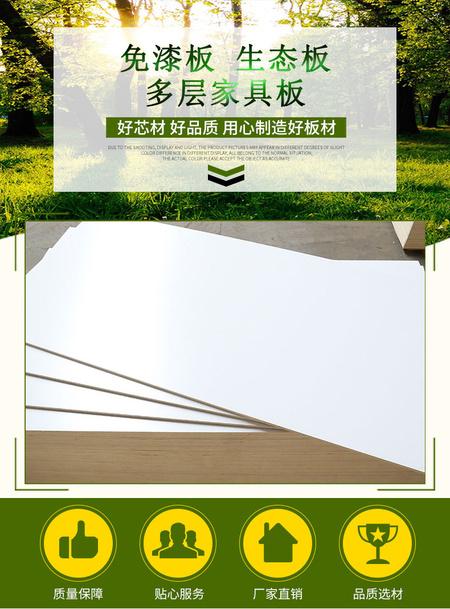 环保生态板 香港一成中国生态免漆板十大品牌 生态板十大排名品牌
